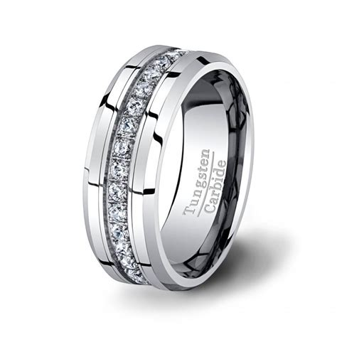 Tungsten Wedding Rings by Tungsten Wedding Ring Www Imgkid The Image