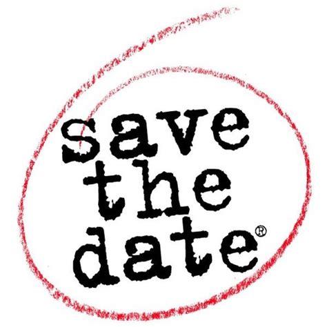 Save The Date by Save The Date Les Dates Cl 233 S De L Agenda Annuel Salsabor