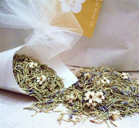 Wedding Blessing Herbs by 12 Best Ditch The Confetti Throw This Instead Images On