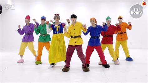 Bts Gogo | bangtan bomb 고민보다 go gogo dance practice halloween