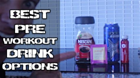 best pre workout 2014 best pre workout drink options lltv live lean tv