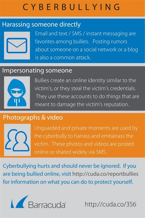 three easy to be 3 types of cyberbullying that threaten students