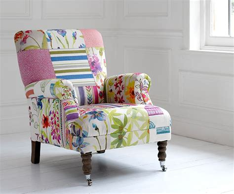 Patchwork Upholstery - 17 best ideas about patchwork chair on