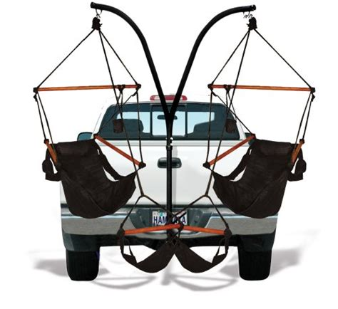 Tow Bar Hammock by Trailer Hitch Hammock