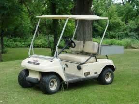 Golf Carts Gas Vs Electric Golf Carts Gator Golf Cars