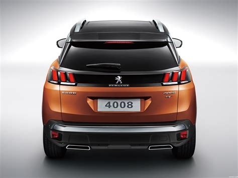peugeot china fotos de peugeot 4008 gt china 2016 foto 2
