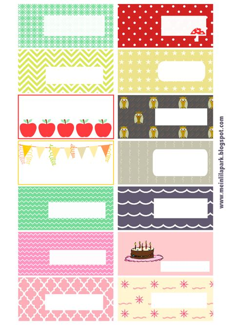 printable labels uk meinlilapark free printable pattern tags and labels