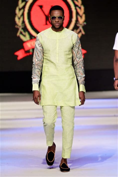 yomi casual traditional styles yomi casual port harcourt fashion week 2014 nigeria