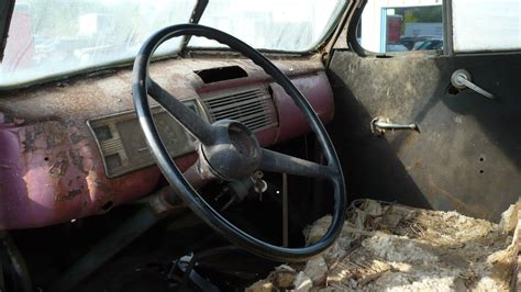 1940 Ford Interior by 1940 Ford Coupe With Olds 303