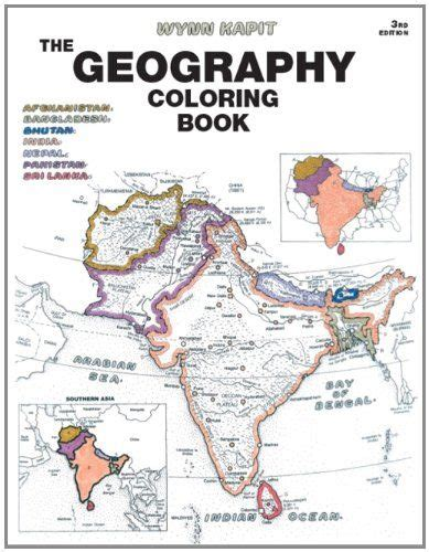 the anatomy coloring book kapit 3rd edition geography coloring book 3rd edition by kapit http