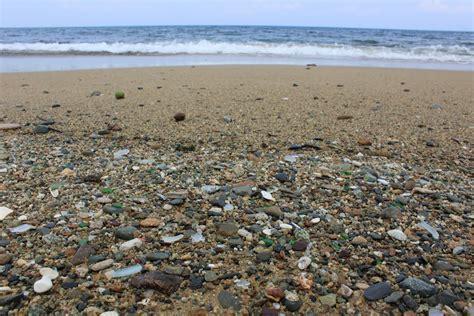 sea glass beach panoramio photo of sea glass beach