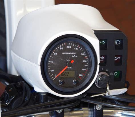 Motorrad Tacho Umbau Analog Digital by Tachometer F 252 R Bmw Motorrad R 65 80 100 Gs G S R Swt