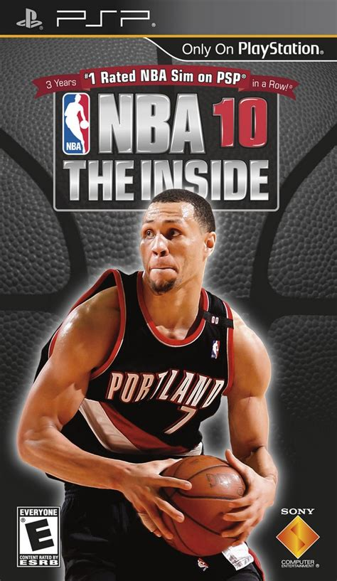 psp themes nba nba 10 the inside psp iso download portalroms com