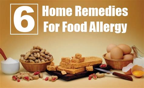 top 6 home remedies for food allergy find home remedy