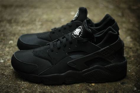 Nike Huarache Black by Nike Huarache Quot Black Quot Sneaker Freaker