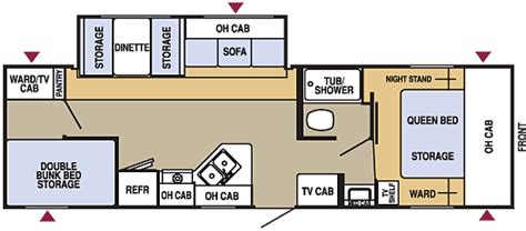 starcraft rv floor plans starcraft 292 bhs floorplan rv rentals san antonio