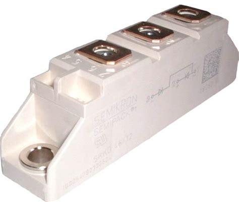 semiconductor 187 semikron 187 thyristor diode 187 module 187 semikron semipack skkd 46 12 yusari