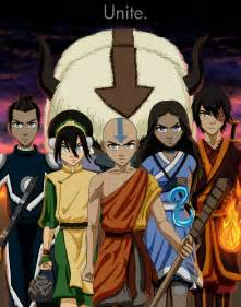 avatar boys airbender avatar team avatar