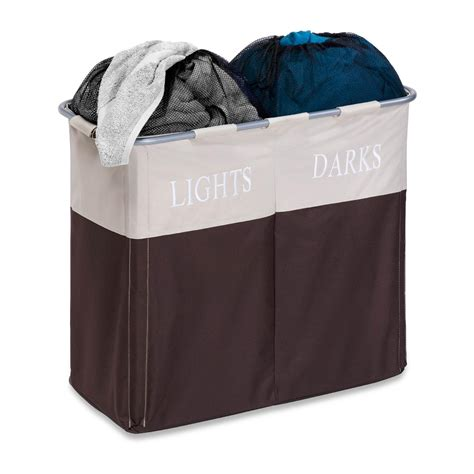 compartment laundry honey can do dual compartment sorting her