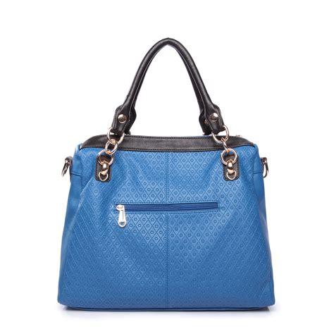 color block handbag color block fashion handbag blue