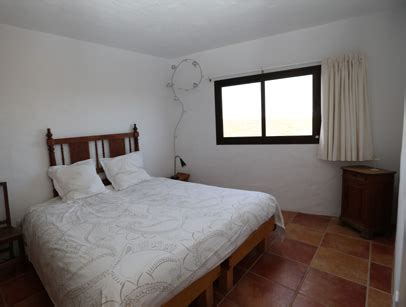 lea the bedroom inside of casa l 233 a vacation home house in lanzarote famara