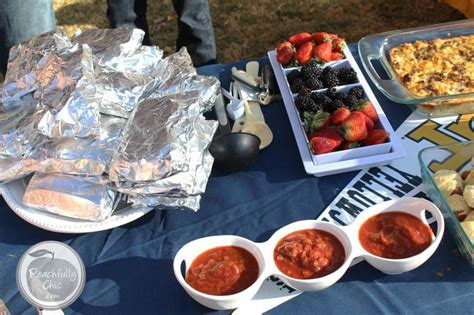 tailgating recipes for cold weather the ultimate cold weather tailgate peachfully chic