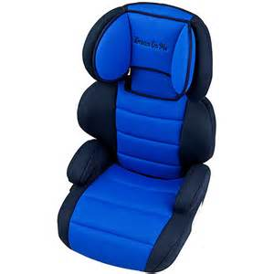 Booster Seat Covers Walmart On Me Deluxe Booster Car Seat In Blue Walmart