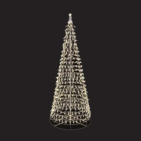 7401002 01t 7ft energy best twinkling tree with warm