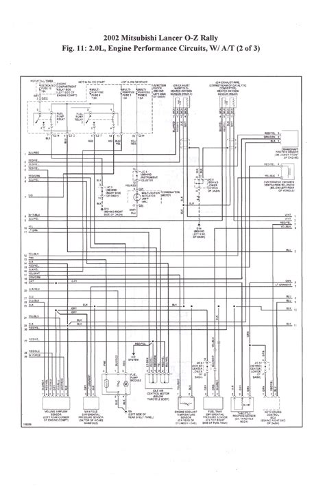 wiring diagram for 2002 mitsubishi lancer wiring diagram