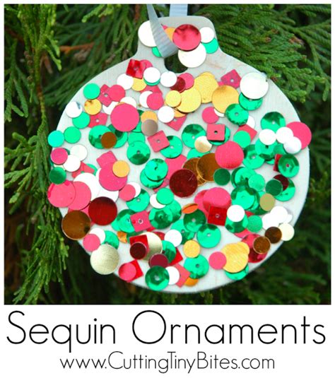 christmas ornaments to make with oreschool boy 30 days of kid ornaments the resourceful