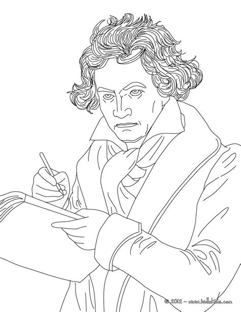 classical music coloring pages 15 best images about classical education beethoven on