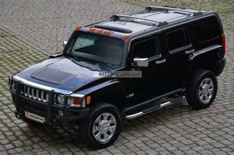 2012 Hummer H3 2012 hummer h3 4x4 luxury edition leather essd car