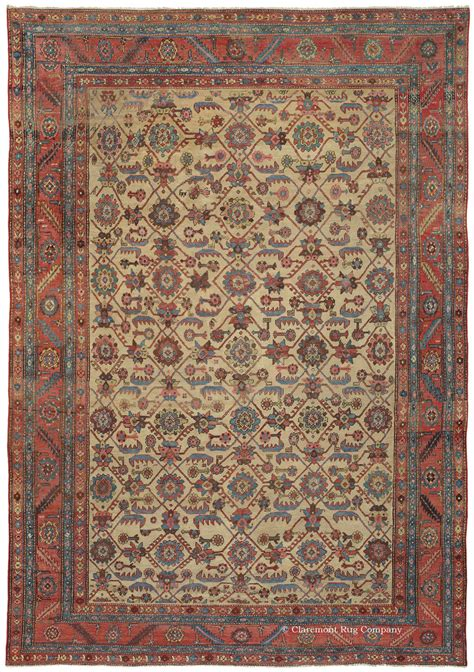 claremont rugs bakshiash camelhair antique carpet