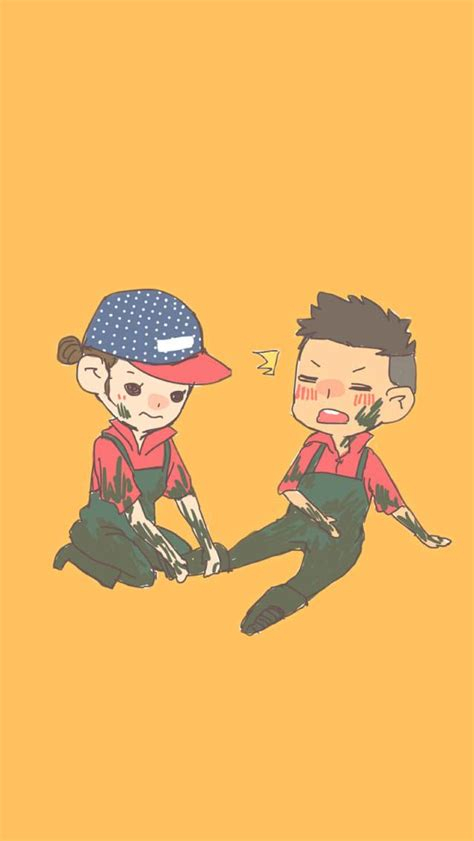couple wallpaper mobile9 17 best images about running man on pinterest haha