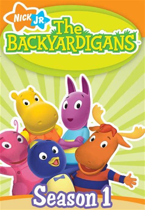 Backyardigans Ep 1 Season 1 The Backyardigans