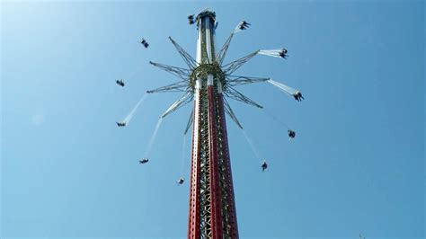 england swing sky screamer worlds tallest swing ride six flags new