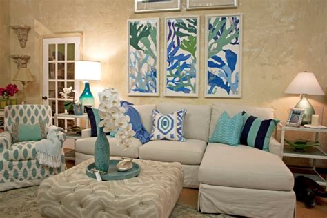 Home Decor Ta Fl by Decor Dreams Schemes Colorful Coastal Decorating In