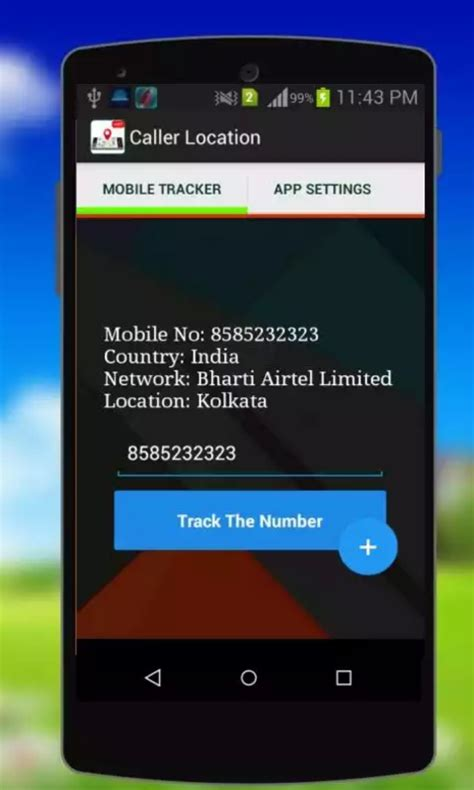 android software free for mobile caller id mobile tracker free android app android freeware