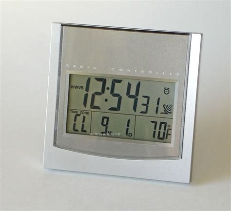 Desk Clock With Temperature by Rcc Wall Desk Clock With Temperature Light China
