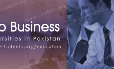 Top Mba Universities In Pakistan by Universities Admission In Pakistan 2018 Results And
