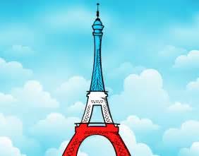 dessin de la tour eiffel colorie par membre non inscrit le