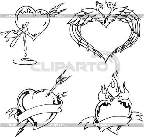 imagenes de corazones en blanco y negro corazones de amor blanco y negro www pixshark com