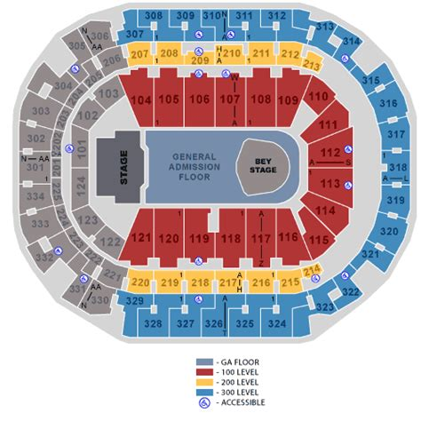 american airlines arena seating chart dallas beyonce july 06 tickets dallas american airlines center