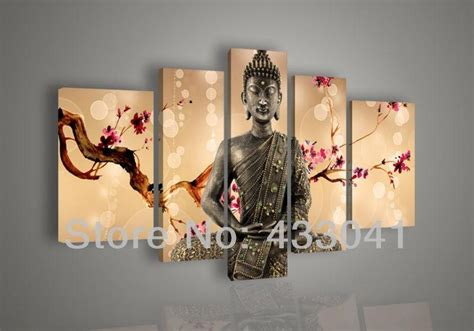 home decor big buddha buddhism antique art wall canvas print picture background ebay 20 collection of abstract buddha wall art wall art ideas