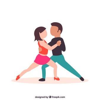 imagenes animadas bailando pareja bailando fotos y vectores gratis