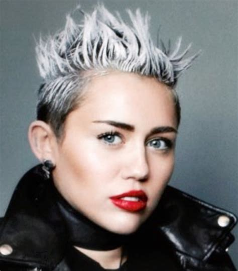 frosted tips of hair frosted tips hair short hairstyle 2013