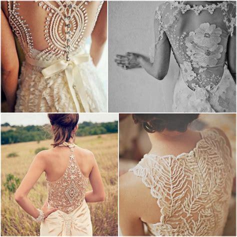 15 lace back wedding dresses beautiful wedding and back dresses