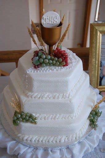 Pasteles Para Primera Comunion Pasteles Para Primera Comuni 243 N Cakes I Like Communion Communion Cakes And