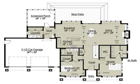award winning house plans award winning cottage floor plans award winning small