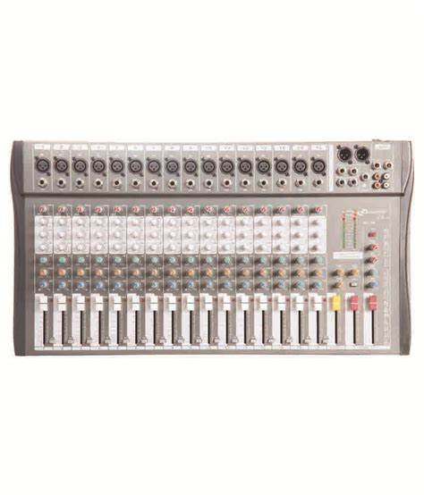 nx audio bx16p live mixer buy nx audio bx16p live mixer at best price in india on snapdeal